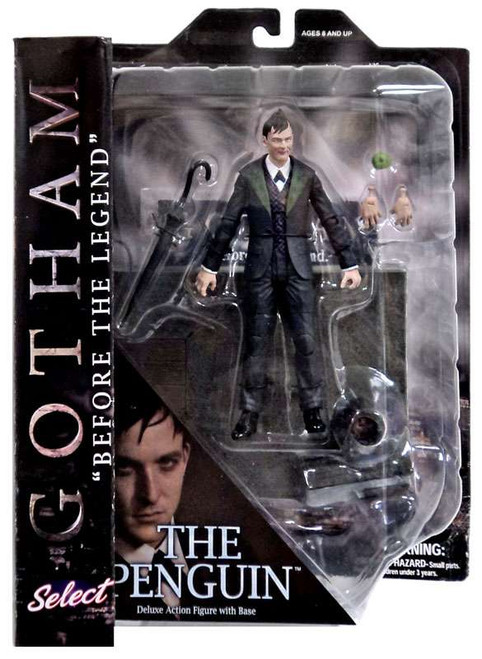 DC Gotham Penguin Action Figure