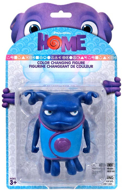 Home Color Changing Figure Grumpy Oh 4-Inch Figure