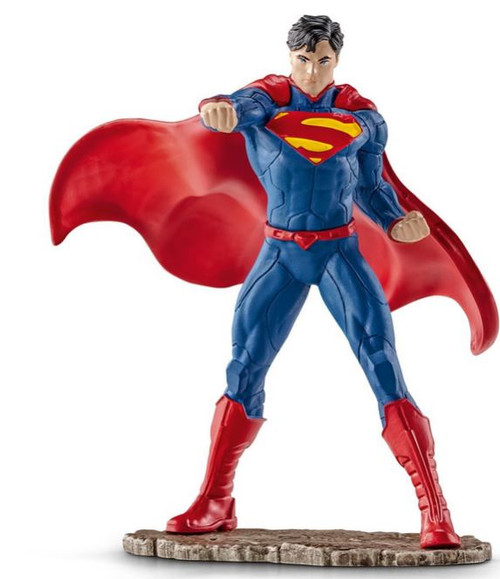 Justice League Superman Mini Figure [Fighting]