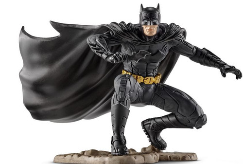 Justice League Batman Mini Figure [Kneeling]