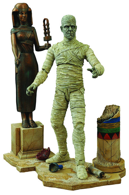 Universal Monsters Universal Select Mummy Action Figure [Version 2]