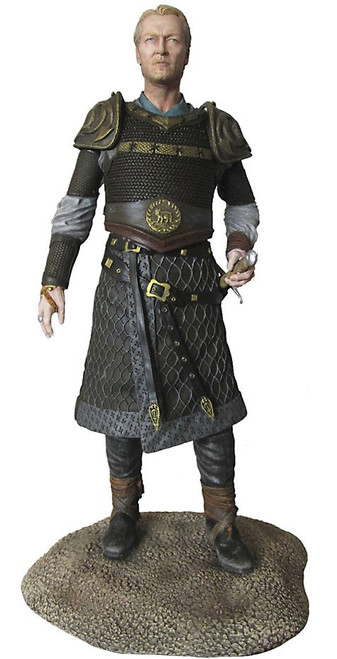 Game of Thrones Jorah Mormont 7-Inch PVC Statue Figure
