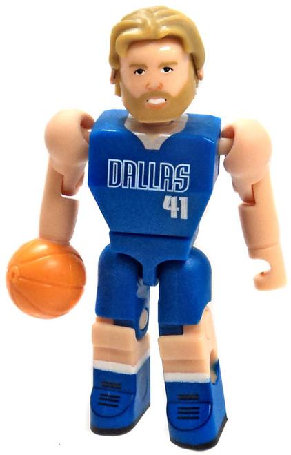 NBA Dallas Mavericks C3 Construction Dirk Nowitzki 2.3-Inch Minifigure [Loose]