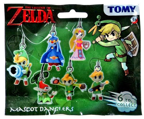 The Legend of Zelda Mascot Danglers Mystery Pack