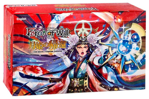 Force of Will Grimm Cluster Set 3 The Moon Priestess Returns Booster Box [36 Packs]