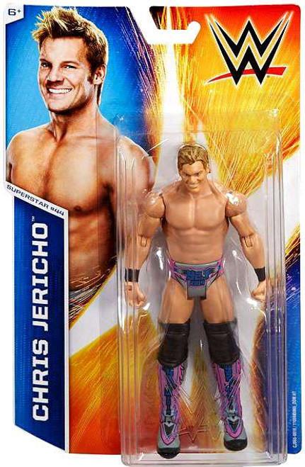 WWE Wrestling Series 52 Chris Jericho Action Figure #44
