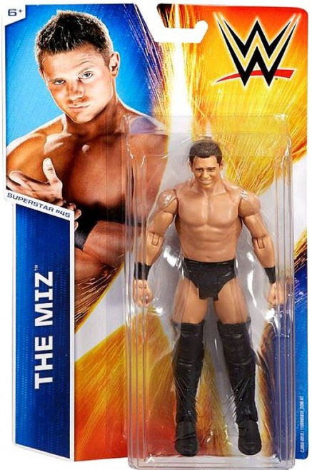 WWE Wrestling Series 52 The Miz Action Figure #45