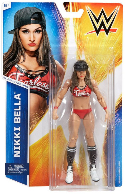 WWE Wrestling Series 52 Nikki Bella Action Figure #46
