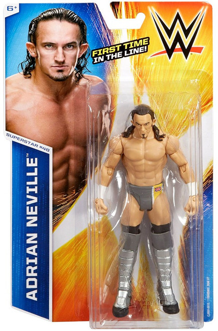 WWE Wrestling Series 52 Adrian Neville Action Figure #48
