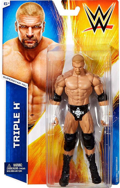 WWE Wrestling Series 53 Triple H Action Figure #51