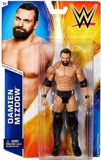 WWE Wrestling Series 53 Damien Mizdow Action Figure #52