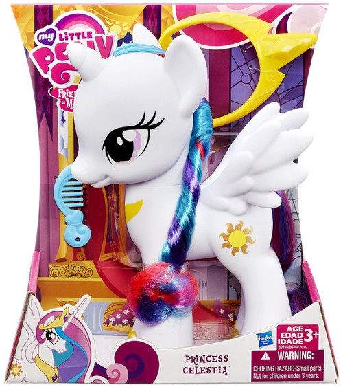 My Little Pony Friendship is Magic 8 Inch Princess Celestia Figure