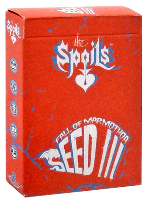 The Spoils Seed III Fall of Marmothoa Expansion Pack
