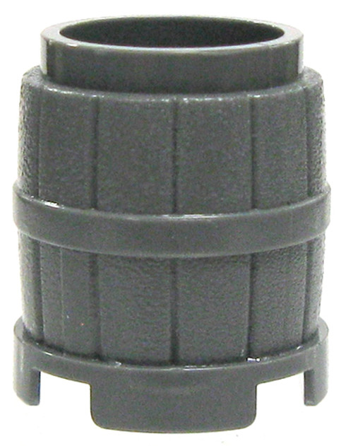 LEGO Small Barrel [Gray Loose]