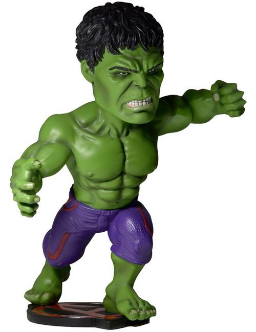 NECA Marvel Avengers Age of Ultron Hulk Head Knocker XL
