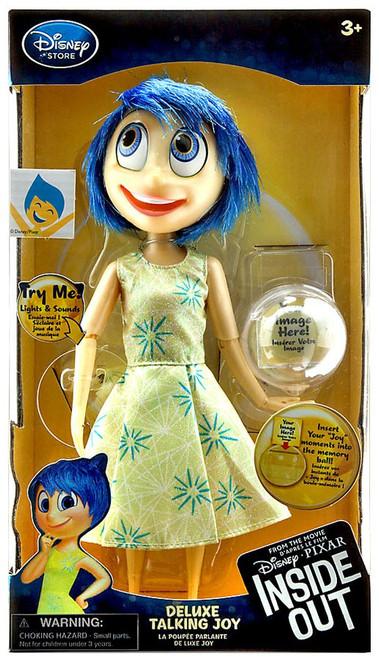 Disney / Pixar Inside Out Joy Exclusive Deluxe Talking Action Figure