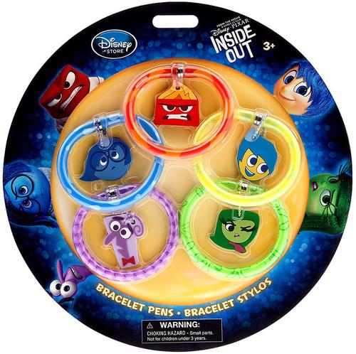 Disney / Pixar Inside Out Bracelet Pen Exclusive Set