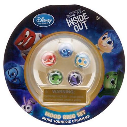 Disney / Pixar Inside Out Mood Ring Set Exclusive