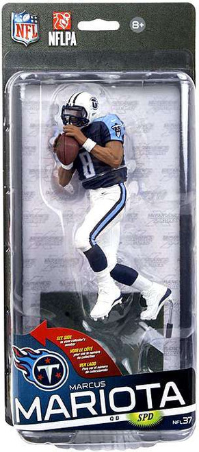 McFarlane Toys NFL Tennessee Titans Sports Picks Series 37 Marcus Mariota Action Figure
