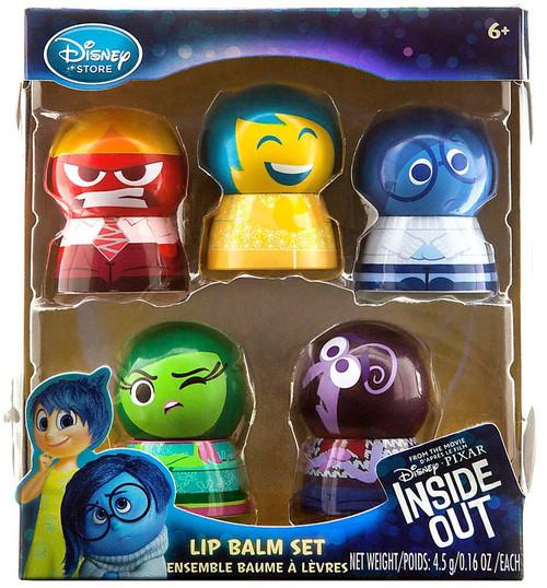 Disney / Pixar Inside Out Exclusive Lip Balm Set