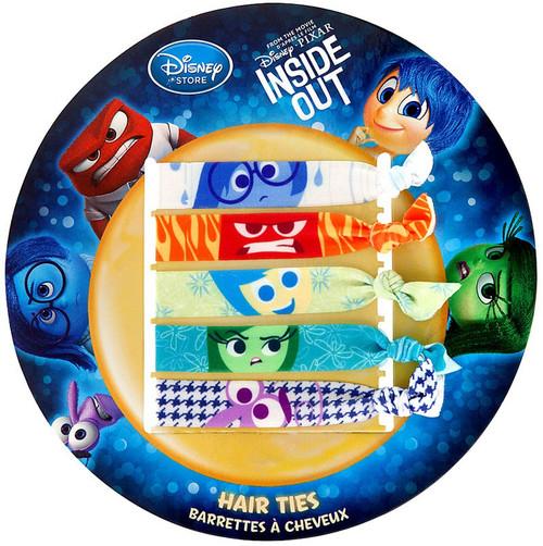 Disney / Pixar Inside Out Exclusive Hair Tie Set