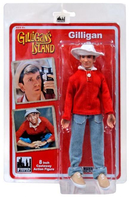 "Gilligan's Island Series 1 Gilligan Action Figure [8""]"