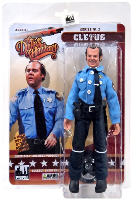 The Dukes of Hazzard Series 2 Cletus Action Figure