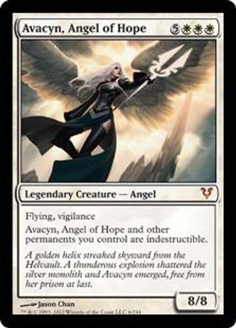 MtG Avacyn Restored Mythic Rare Avacyn, Angel of Hope #6