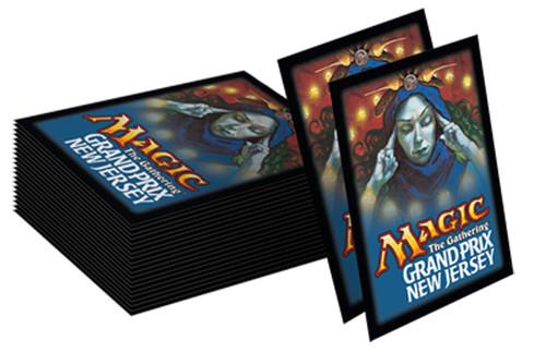 Ultra Pro MtG Grand Prix New Jersey Brainstorm Standard Card Sleeves [80 Count]