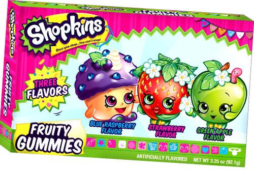 Shopkins Fruit Gummies Theatre Candy