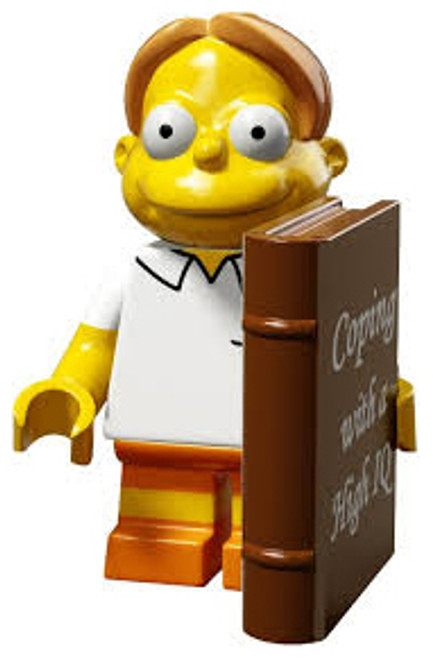 LEGO The Simpsons Simpsons Series 2 Martin Prince Minifigure [Loose]
