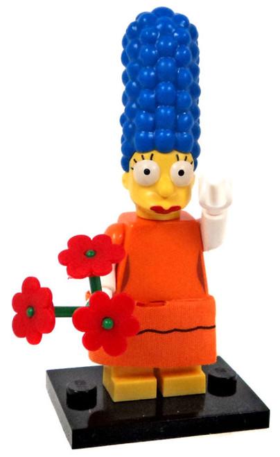 LEGO The Simpsons Simpsons Series 2 Marge Simpson Minifigure [Sunday Best Loose]