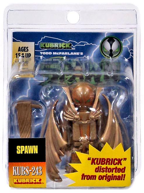 McFarlane Toys Kubrick Spawn Minifigure [Gold Variant]