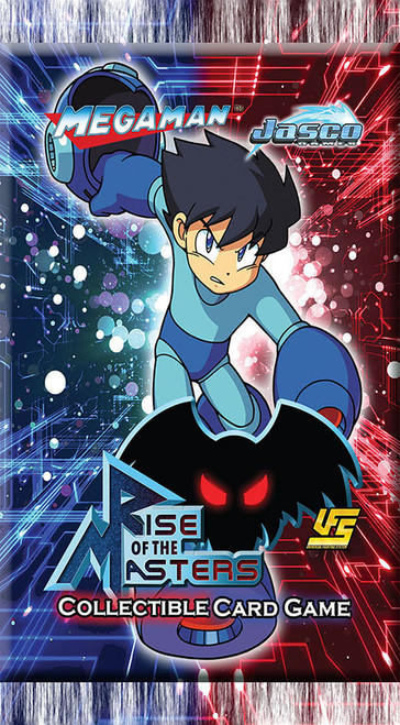 UFS Mega Man Rise of the Masters Booster Pack
