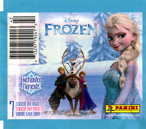 Disney Frozen Panini Frozen: Enchanted Moments Sticker Pack