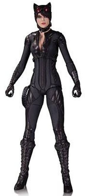 Batman Arkham Knight Catwoman Action Figure