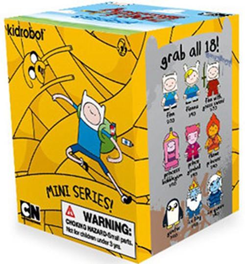 Vinyl Mini Figure Adventure Time Series 1 3-Inch Mystery Pack [1 RANDOM Figure!]