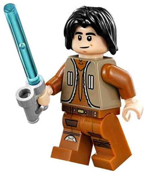 LEGO Star Wars Rebels Ezra Bridger Minifigure [With Lightsaber Loose]