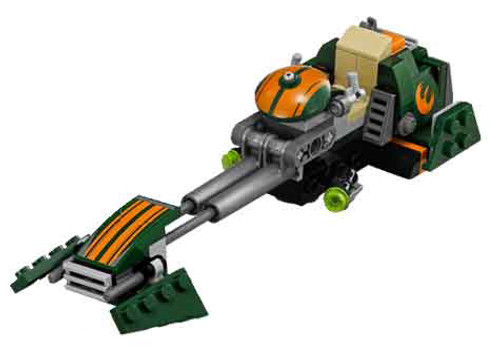 LEGO Star Wars Rebels Ezra's Speeder Bike [Loose]