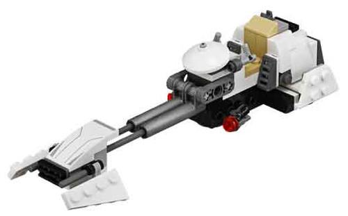 LEGO Star Wars Rebels Imperial Speeder Bike [Loose]