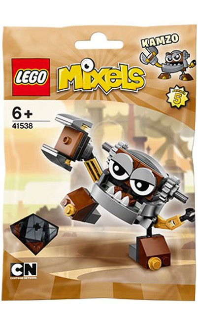 LEGO Mixels Series 5 Kamzo Set #41538 [Bagged]