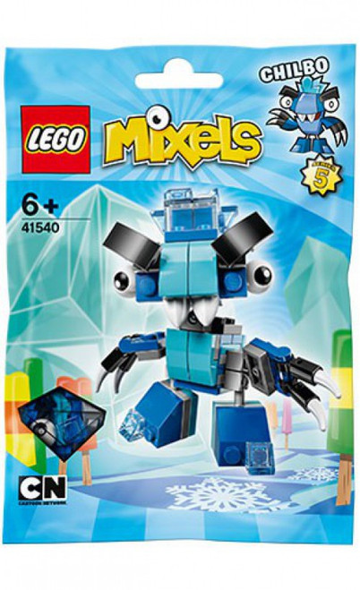 LEGO Mixels Series 5 Chilbo Set #41540 [Bagged]