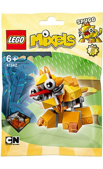 LEGO Mixels Series 5 Spugg Set #41542 [Bagged]