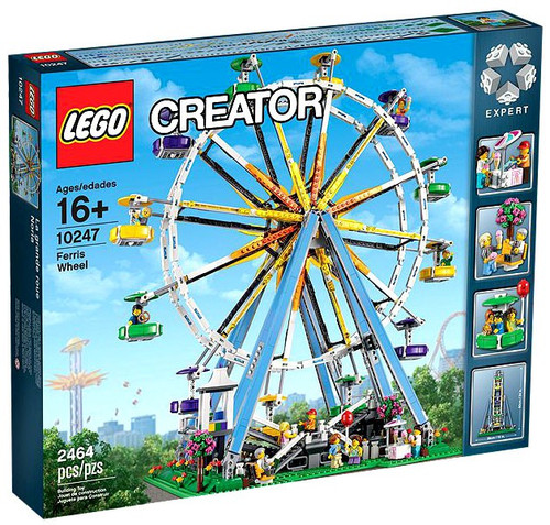 LEGO Creator Ferris Wheel Set #10247
