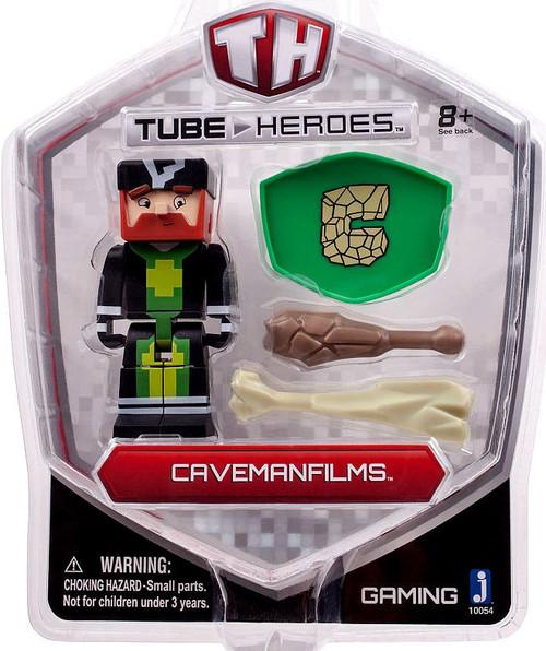Tube Heroes CavemanFilms Action Figure