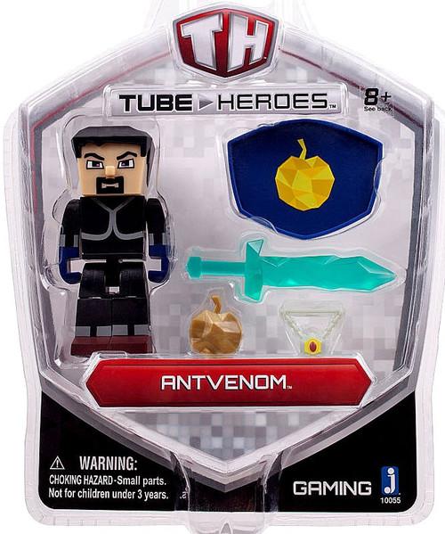 Tube Heroes AntVenom Action Figure