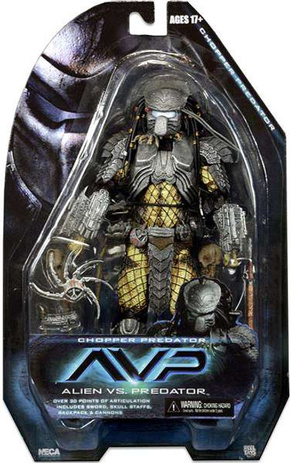 NECA Alien vs. Predator Series 14 Chopper Predator Action Figure