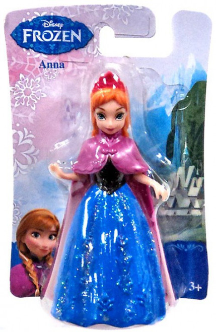 Disney Frozen Anna of Arendelle 3.75-Inch Figure [One Dress]