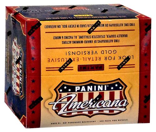 Panini 2015 Americana Trading Card RETAIL Box [24 Packs, 1 Autograph OR Memorabilia Card!]