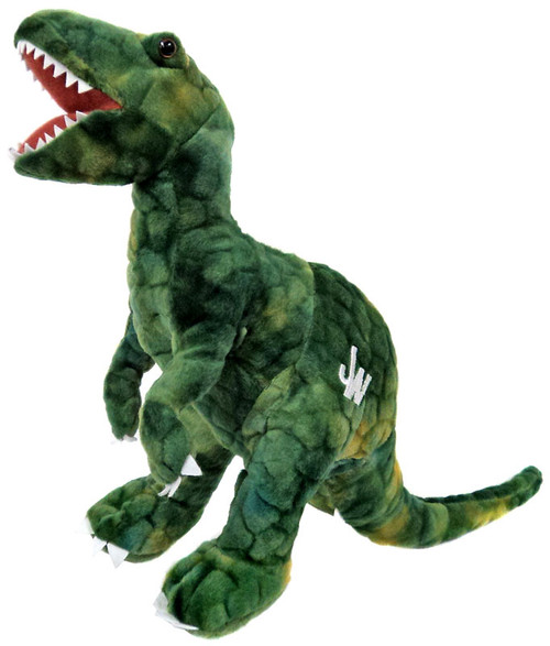 Jurassic World Velociraptor 12-Inch Plush [Green]